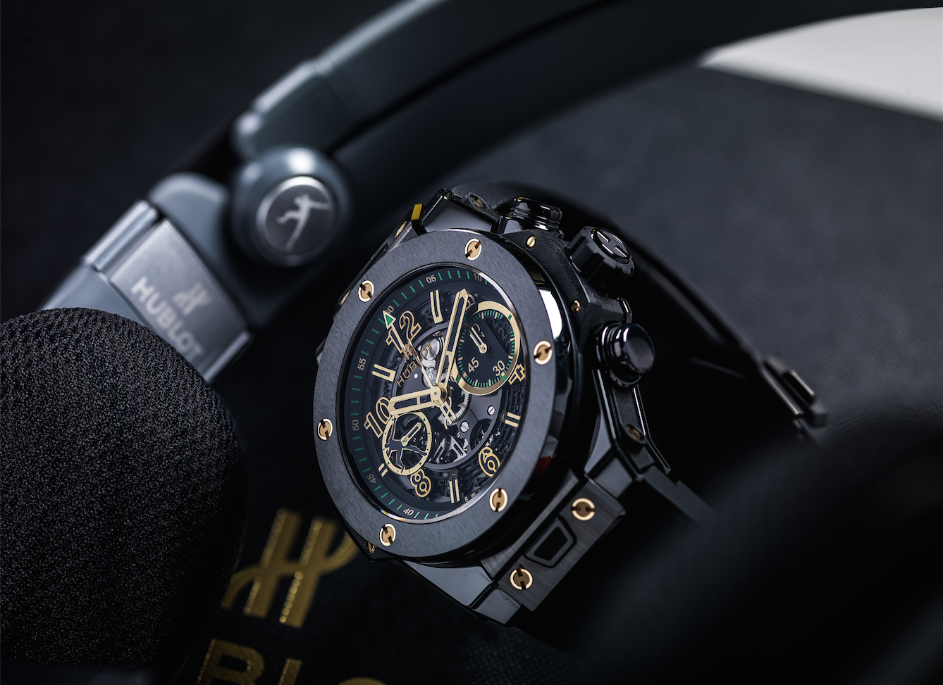 Hublot Celebrates The Opening Of 5th Avenue Boutique In