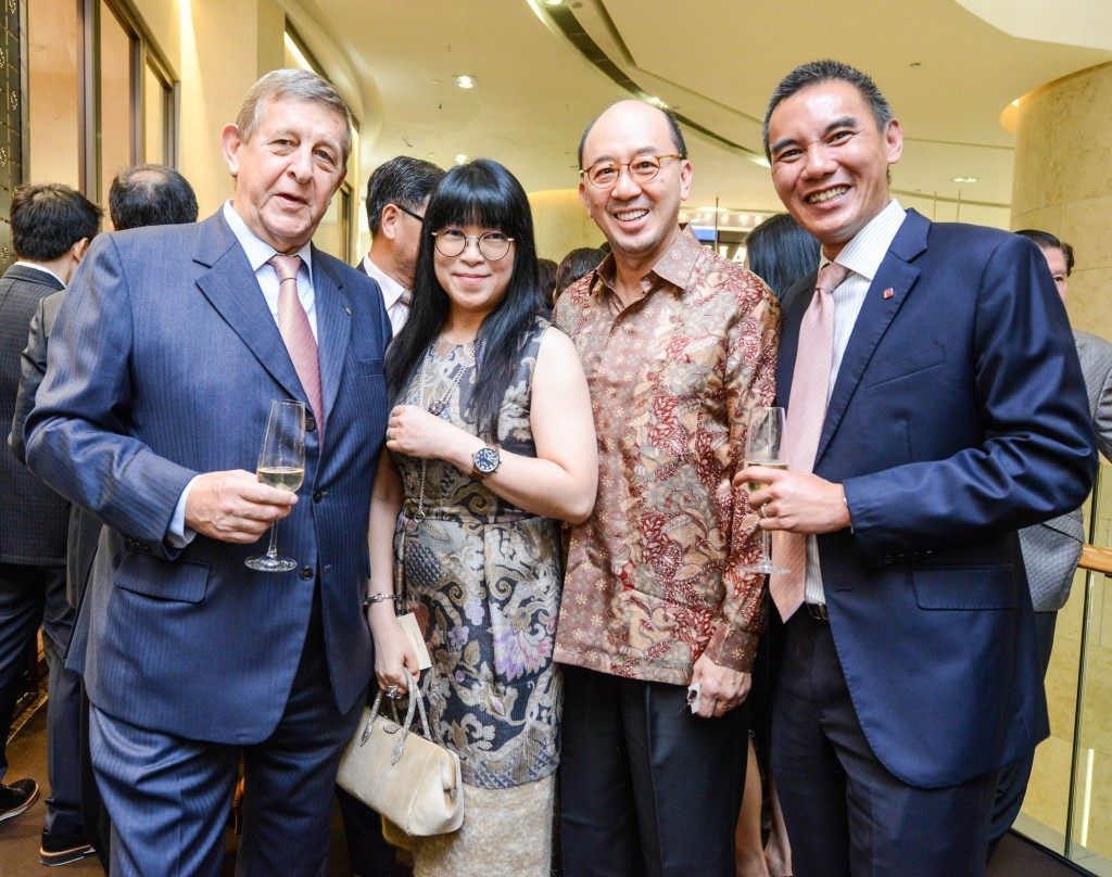 Mr. Dirk Paulsen, Director, C Melchers GmbH & Co., Ms. Linda Widyarta, Mr. Liauw Chiang Hok and Mr. Jeremy Lim